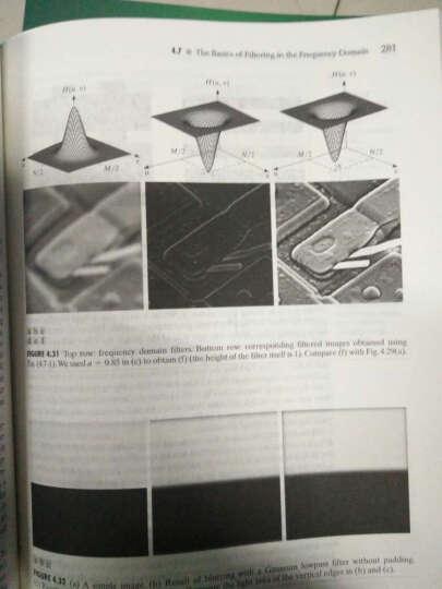 国外电子与通信教材系列:数字图像处理(第3版)(英文版) 晒单图