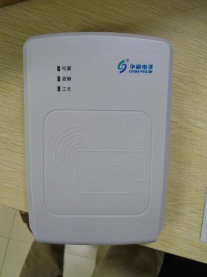 华视电子CVR-100UC-TS 身份证阅读器机具 居民二三代身份证读卡器 识别仪 真假扫描仪 华视CVR-100D (RSS232串口) 晒单图