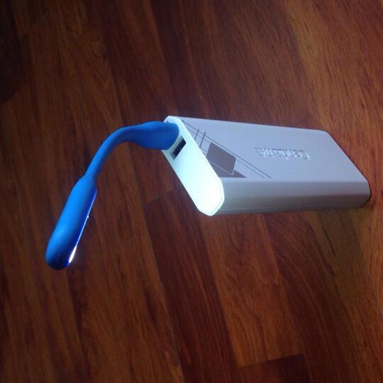 力杰超薄移动电源10000毫安手机平板通用智能便携大容量正品素乐创意礼品充电宝 萤火虫 晒单图