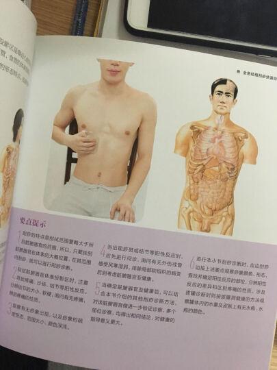 张秀勤刮痧养生堂:张秀勤刮痧快速诊测健康(附赠《经络刮痧常用手册》) 晒单图
