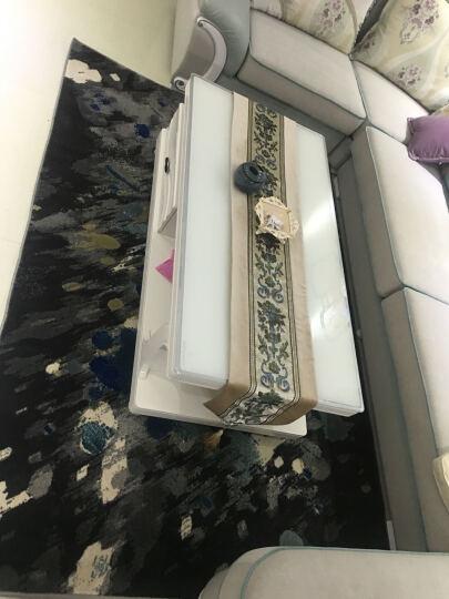 宏兴地毯 新中式地毯现代土耳其进口地毯客厅卧室地毯北欧加厚抽象可水洗 2013 1600MM*2300MM 晒单图