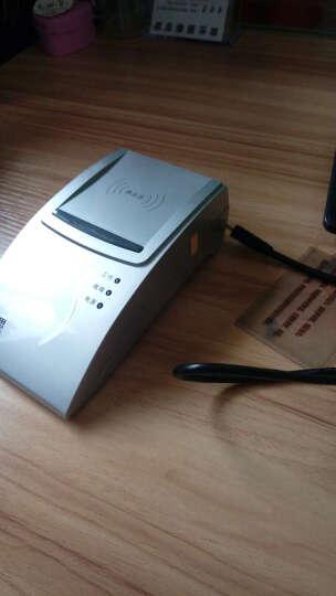 神思SS628(100)U 身份证阅读器 二三代身份证读卡器 居民身份证验证机具  真假识别鉴别仪 晒单图