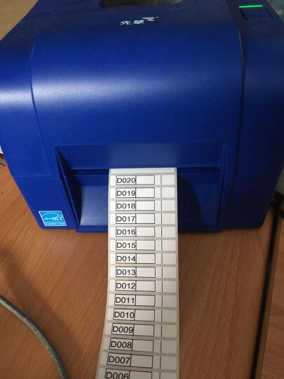 先擘 4T200/4T300条码打印机热敏标签机不干胶标签打吊牌电子面单水洗唛珠宝打印机 4T200 200DPI 晒单图