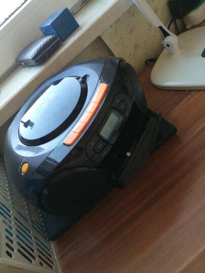 飞利浦(PHILIPS)AZ329/93 音响 CD播放机 收录机 学习机 磁带机 胎教机 USB播放 SD插卡便携 晒单图
