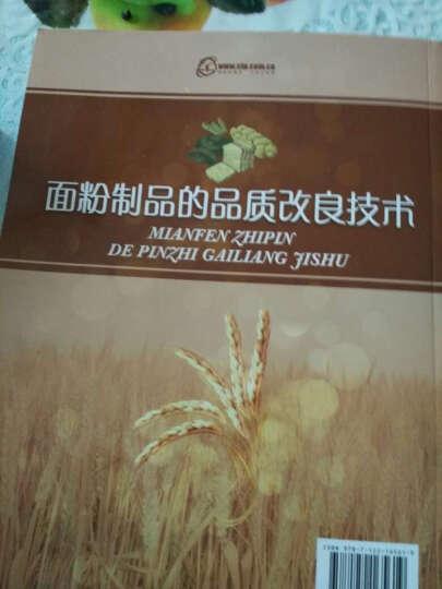 面粉制品的品质改良技术 刘钟栋 科技 书籍 晒单图