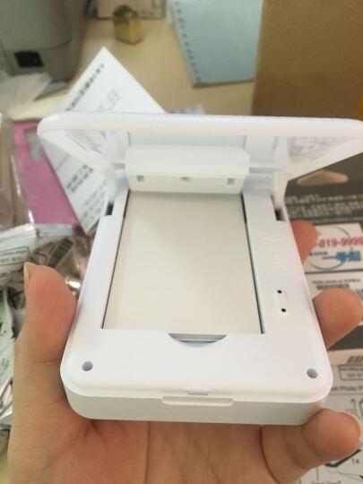 LG POPO趣拍得 手机照片打印机 家用便捷式拍立得 迷你口袋相印机抖音同款 PD261天使粉 晒单图