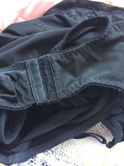 纤慕新品连体塑身衣产后修复收腹提臀塑身束腰紧身矫形美体衣套装 速塑型加强型大码瘦身连体衣 百搭肤刺绣款 XL 晒单图