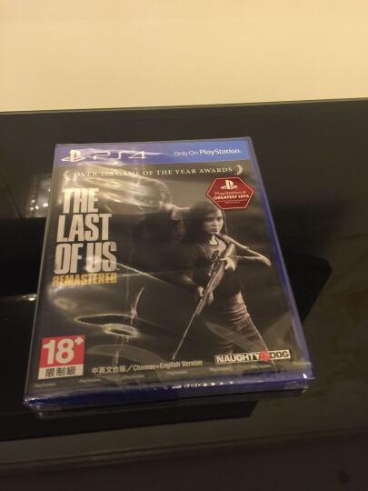 索尼(SONY) PS4游戏3      游戏光盘 神秘海域123 晒单图