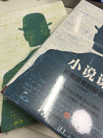 小说课(壹)(贰) I折磨读者的秘密 II偷故事的人 许荣哲 晒单图