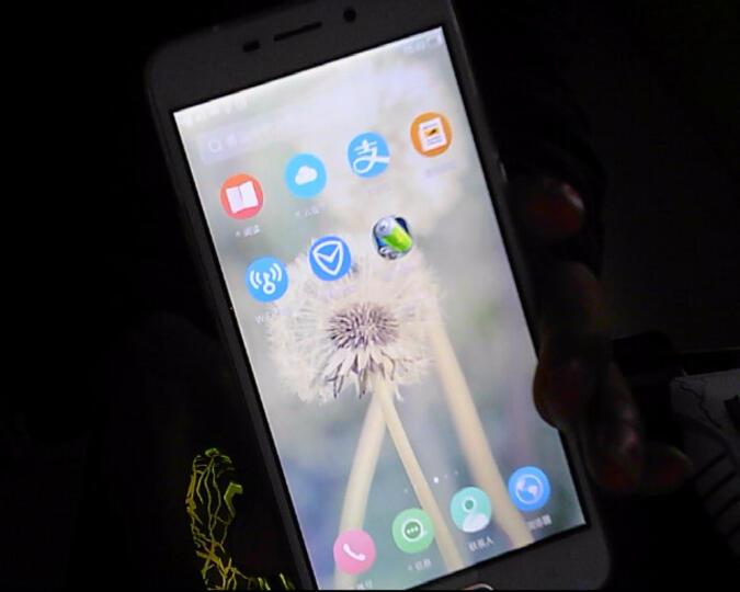天语(K-Touch)X7 移动联通电信4G手机 双卡双待 香槟金 至尊版(1+16G) 晒单图