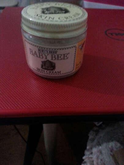品牌直营 美国Burt's Bees小蜜蜂天然婴儿护肤搽脸面霜杏仁宝宝面霜儿童面霜 55g 晒单图