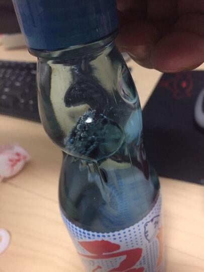 日本原装进口碳酸饮料哈塔波子汽水含弹珠 蓝标可乐碳酸饮料200*5 晒单图
