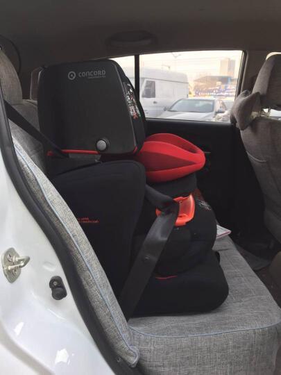 Concord 德国儿童安全座椅PRO 汽车用宝宝婴儿进口9个月-12岁ISOFIX接口 气质黑-现货 晒单图