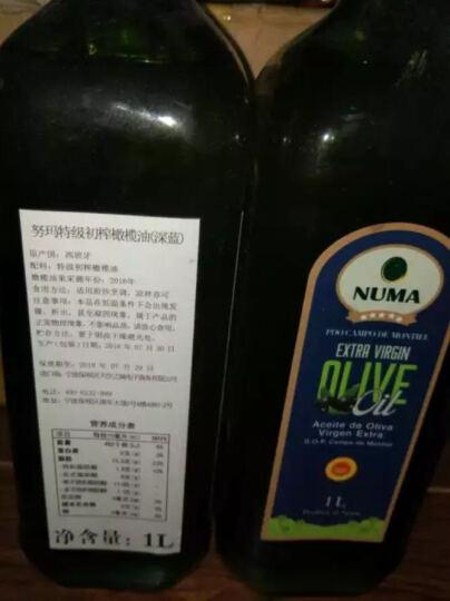 努玛 NUMA 西班牙PDO特级初榨橄榄油250ml幼儿食用油(公主款) 晒单图