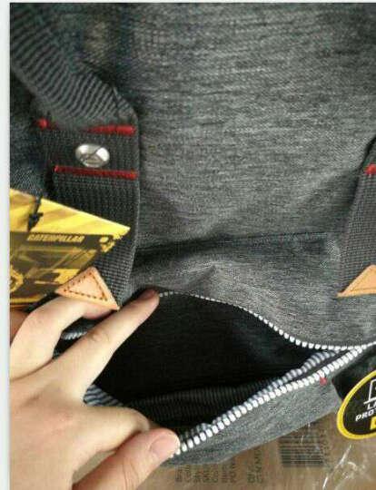 CAT卡特双肩包休闲运动学生书包潮流时尚书包大容量休闲运动包 红色 晒单图