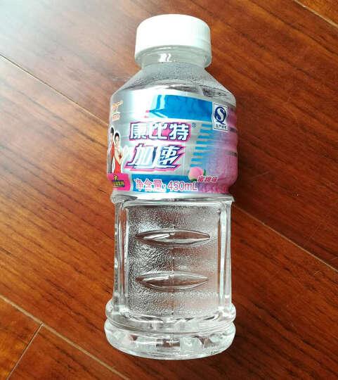 康比特(CPT)加速 运动饮料 15瓶*450ml水蜜桃味 维生素运动饮料 晒单图