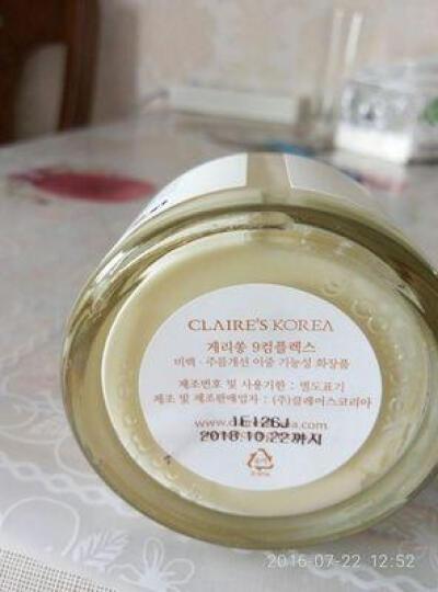 AHC 韩国水乳玻尿酸面膜 补水面膜女 控油面膜 第三代 第三代维生素C精华面膜 5片/盒 晒单图