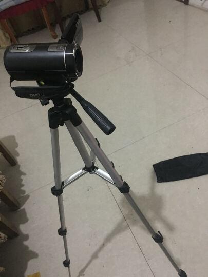 欧达Z8摄像机数码DV全高清闪存双重五轴防抖红外遥控2400万像素16倍变焦家用旅游 黑色 +32G卡+电池+三脚架+4K大广角送大礼包 晒单图