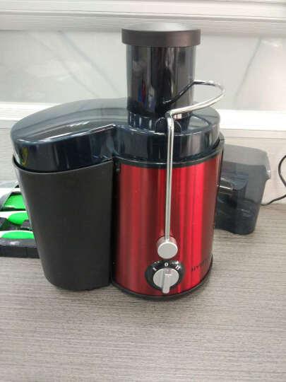 现代(HYUNDAI)榨汁机家用营养多功能婴儿果汁机 QC-ZZ2510 晒单图