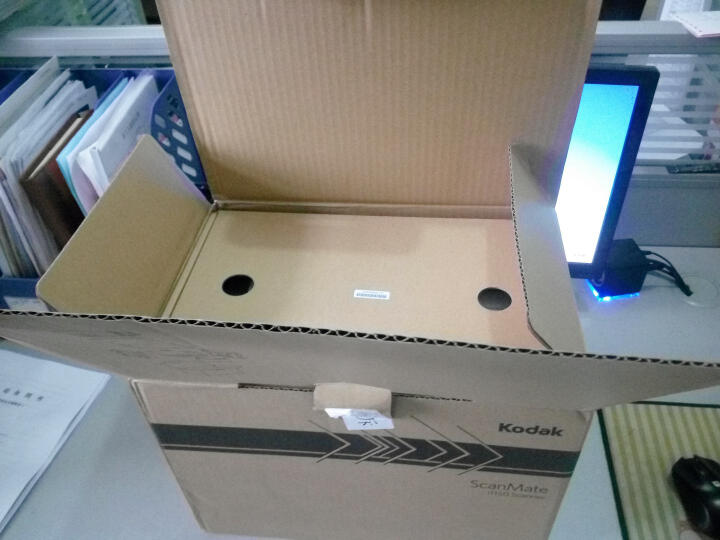 柯达(Kodak) i1150高速扫描仪a4双面连续高清自动扫描文件 身份证发票扫描设备 晒单图