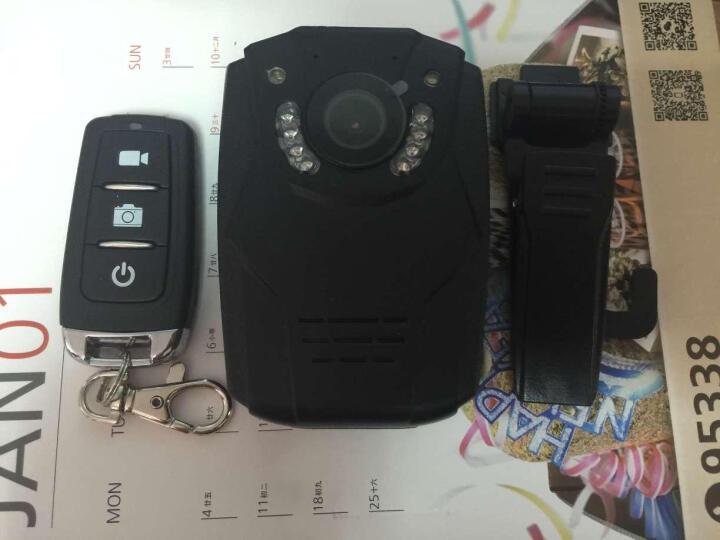 执法先锋 S60 高清夜视执法记录仪视音频记录仪随身现场便携摄像机无线遥控或GPS定位 遥控版32G 晒单图