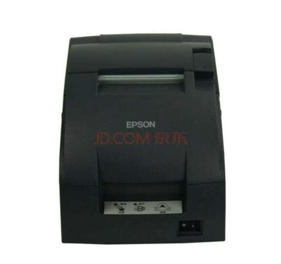 爱普生(EPSON)TM-U220D/PD针式小票打印机76MM税控针打微型针打 黑色 串口 晒单图