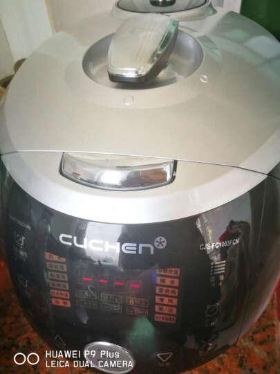 酷晨(CUCHEN)1.8高压电饭锅 5L大容量 18分钟快速饭 48小时保温 三维立体加热电饭煲 CJS-FC1003FCN 黑色 晒单图