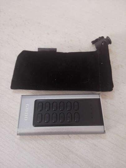GODO (MSLK01)加密移动硬盘,固态硬盘SSD NGFF加密移动硬盘 银色 120G加密硬盘 晒单图