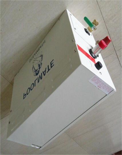 POOLMATE蒸汽机桑拿 湿蒸机发生器蒸汽房设备家用商用数显湿蒸汗蒸炉 香薰双泵/220V 晒单图