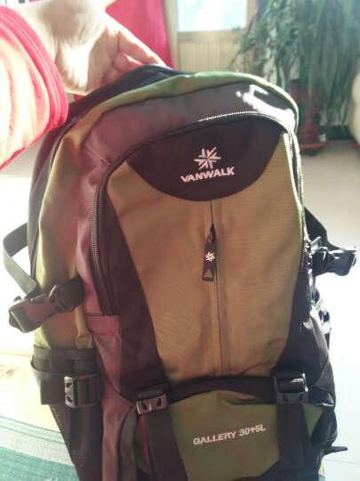 vanwalk 背包双肩包书包男旅行包商务双肩电脑包15.6英寸中学生多功能笔记本包 天蓝色 晒单图
