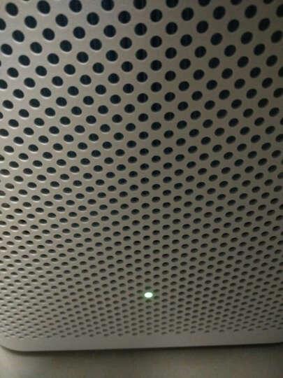 【北京现货包邮】小米(MI)小米空气净化器2 智能除灰尘雾霾二手烟 PM2.5家用净化器 小米净化器-2代 晒单图
