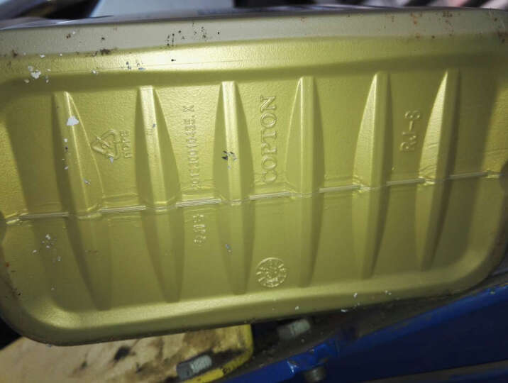 康普顿Copton 汽车润滑油 SN 5W-30 4L 纳米合成型机油  抗磨降噪 晒单图