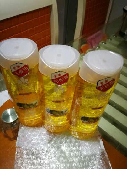 蜂花(BEE&FLOWER) 蜂花洗发水无硅油健发洗发露 男士女士含啤酒花生姜成分洗护套装 礼盒装(洗发1100ml+护发550ml) 晒单图
