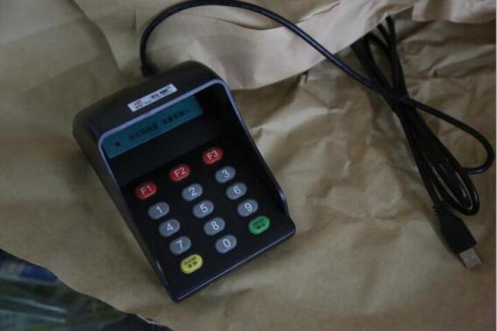 siss 密码小键盘 密码键盘 带语音 无需控制器 密码器USB 798ID感应读卡 晒单图