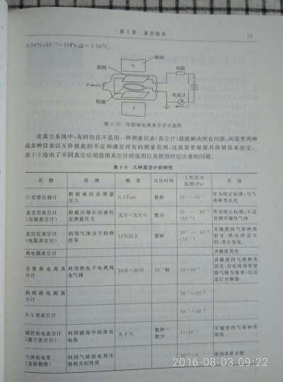 半导体薄膜技术与物理(材料科学与工程 第2版)/高等院校材料专业系列规划教材 晒单图