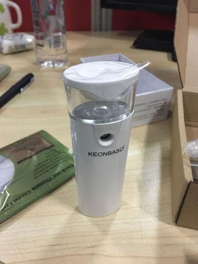 康堡仕纳米喷雾补水仪充电宝冷喷脸部补水器加湿保湿美容仪器K024 晒单图