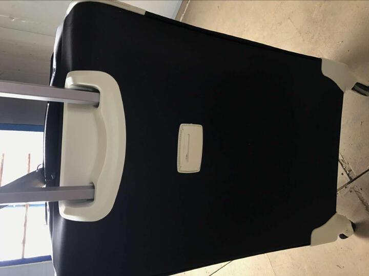 瑞士军刀拉杆箱旅行箱万向轮男士密码行李箱女20寸24寸 蓝色 24寸 晒单图