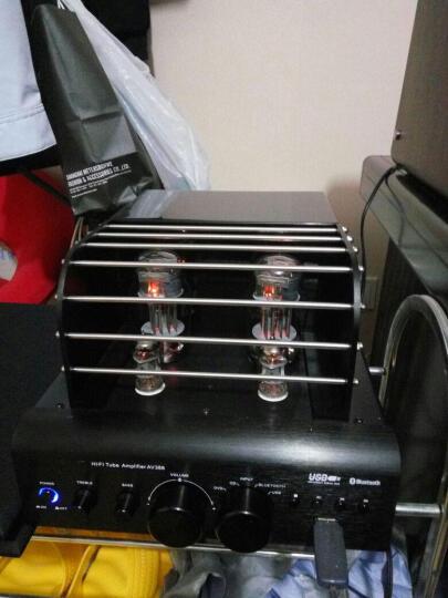 誉恩 D1 发烧胆机HIFI 家庭影院套装 蓝牙书架音响组合 迷你电子管音响 晒单图