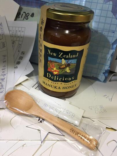 醇美(New Zealand Delicious) 蜂蜜 新西兰原装进口农场 麦卢卡蜂蜜 2*500g 晒单图