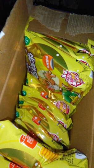 统一 小浣熊 销魂香辣蟹味 干脆面 30包 整箱装 晒单图
