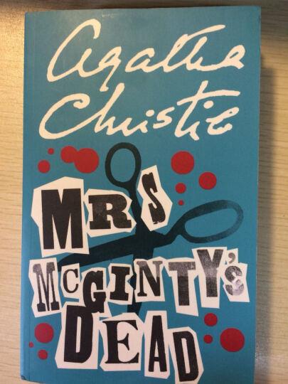 Mrs.Mcginty's Dead (Poirot)[清洁女工之死] 晒单图