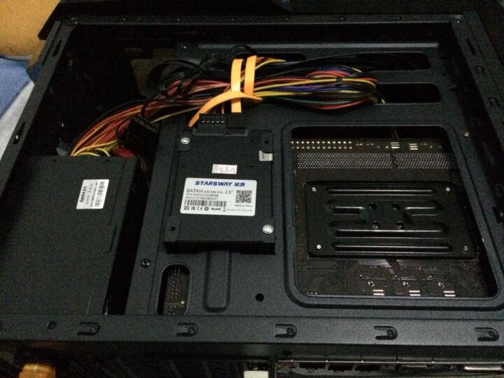 伟盛兴 i7升至强E5/GTX1060升8G显卡/水冷吃鸡游戏台式电脑主机/DIY组装机全套 晒单图