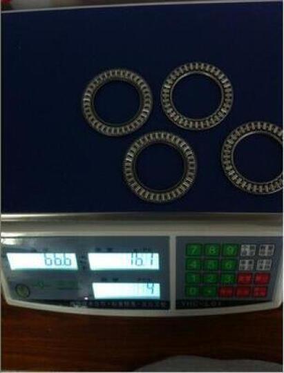 英衡 精准电子秤计数称3kg6kg15kg30kg称重秤台秤0.1计数秤点数秤计价秤公斤 量程6Kg精度0.2g 晒单图