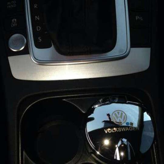 大众专用烟灰缸 大众车载烟灰缸带LDE灯 汽车改装储物盒烟灰缸汽车用品配件 水晶白 大众凌渡/高尔夫6 高尔夫7 晒单图