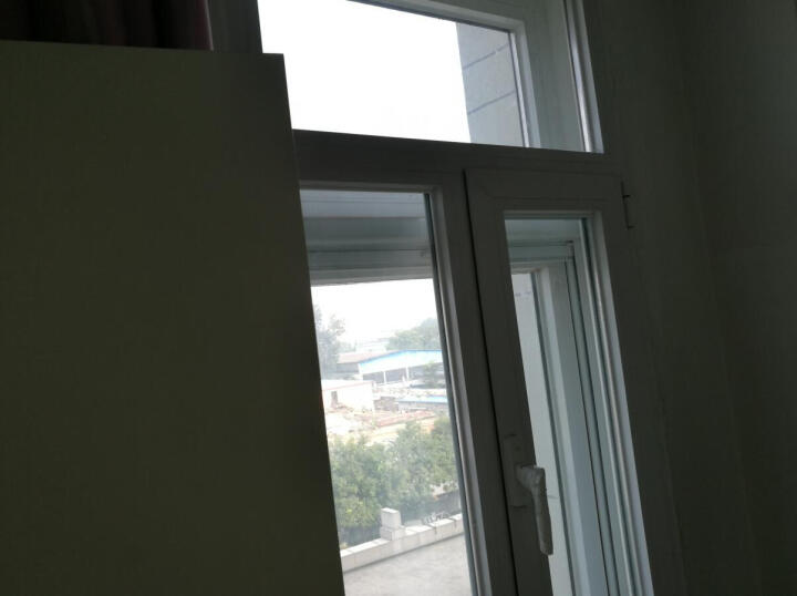 多保阳光 多保铝合金门窗阳光房 断桥铝门窗封阳台玻璃房 隔音窗户中空钢化顶封阳台 499经济实惠型(计价:框+扇,留言:花名+合同 晒单图