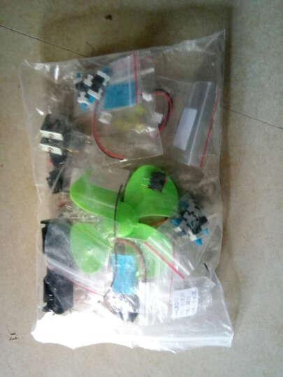 千水星 3mmLED发光二极管灯 白发红黄蓝绿白 高亮led灯珠包 DIY电子模型玩具配件 1包(白发蓝  25只装) 晒单图