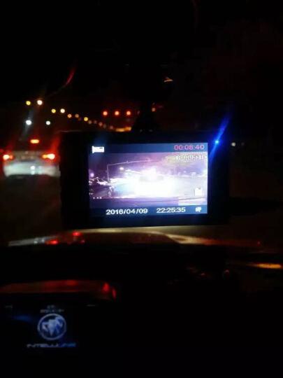 车玛仕(CHEMAS)鱼眼镜头夜视行车记录仪停车监控 1080P高清 T8黑色 标配+无卡 晒单图