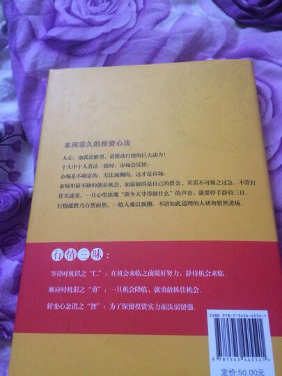 期货投资者教育系列丛书:白银期货 晒单图