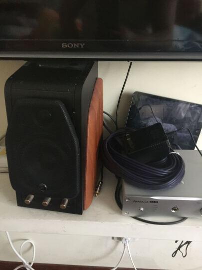 节奏坦克(TempoTec)幻想曲DAII 解码器+USB声卡+耳放一体 硬解DSD音源 接口丰富 2.0声道适合听音/娱乐/游戏 晒单图