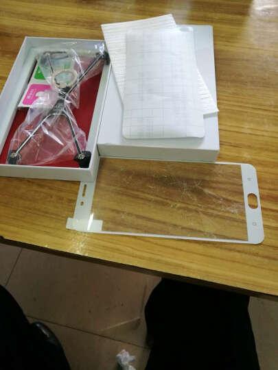 派凡 华为p9手机壳金属个性防摔p9plus手机支架 适用于华为p9/p9plus p9 plus-黑色 晒单图